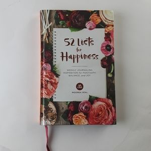 Happiness Journaling Inspiration for Positivity